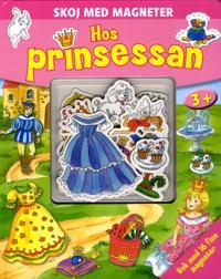 Hos prinsessan : skoj med magneter