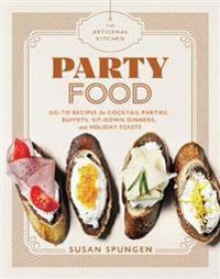 Bilde av The Artisanal Kitchen: Party Food