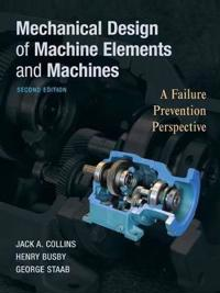 JOHN WILEY & SONS INC Mechanical Design of Machine Elements and Machines