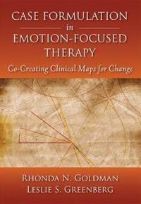 Bilde av Case Formulation In Emotion-focused Therapy