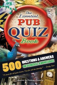 Bilde av Essential Pub Quiz Book