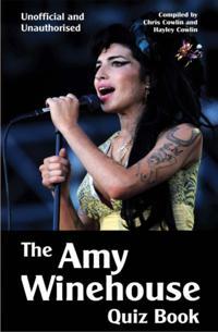 Bilde av Amy Winehouse Quiz Book