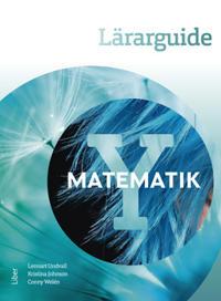 Matematik Y Lärarguide – med bedömningsstöd och extramaterial