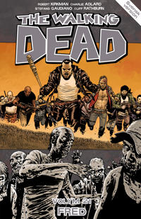 The Walking Dead volym 21. FRED