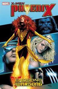 X-men - Phoenix: Endsong/warsong