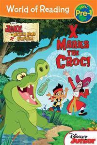 X Marks the Croc: Pre-Level 1