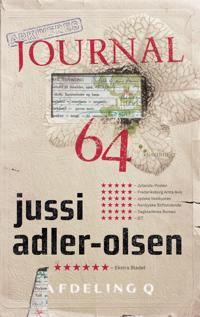 Journal 64 af Jussi Adler-Olsen ISBN 9788740001006