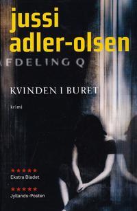 Kvinden i buret af Jussi Adler-Olsen ISBN 9788756787543