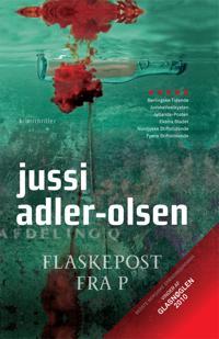 Flaskepost fra P af Jussi Adler-Olsen ISBN 9788756797375