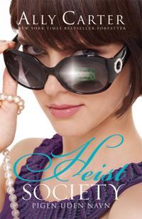 Heist Society 2: Pigen uden navn af Ally Carter ISBN 9788771052411