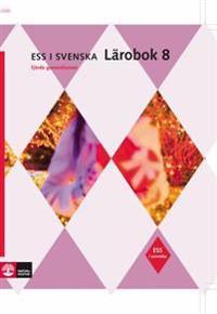 ESS i svenska. Lärobok 8